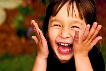 laughing-child